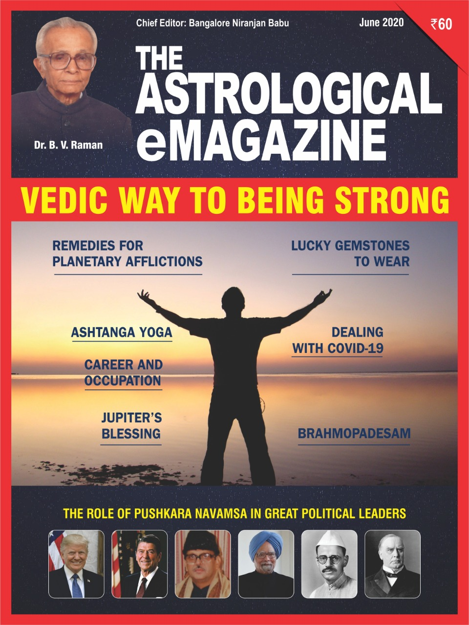 June 2020 issue astrology magazine