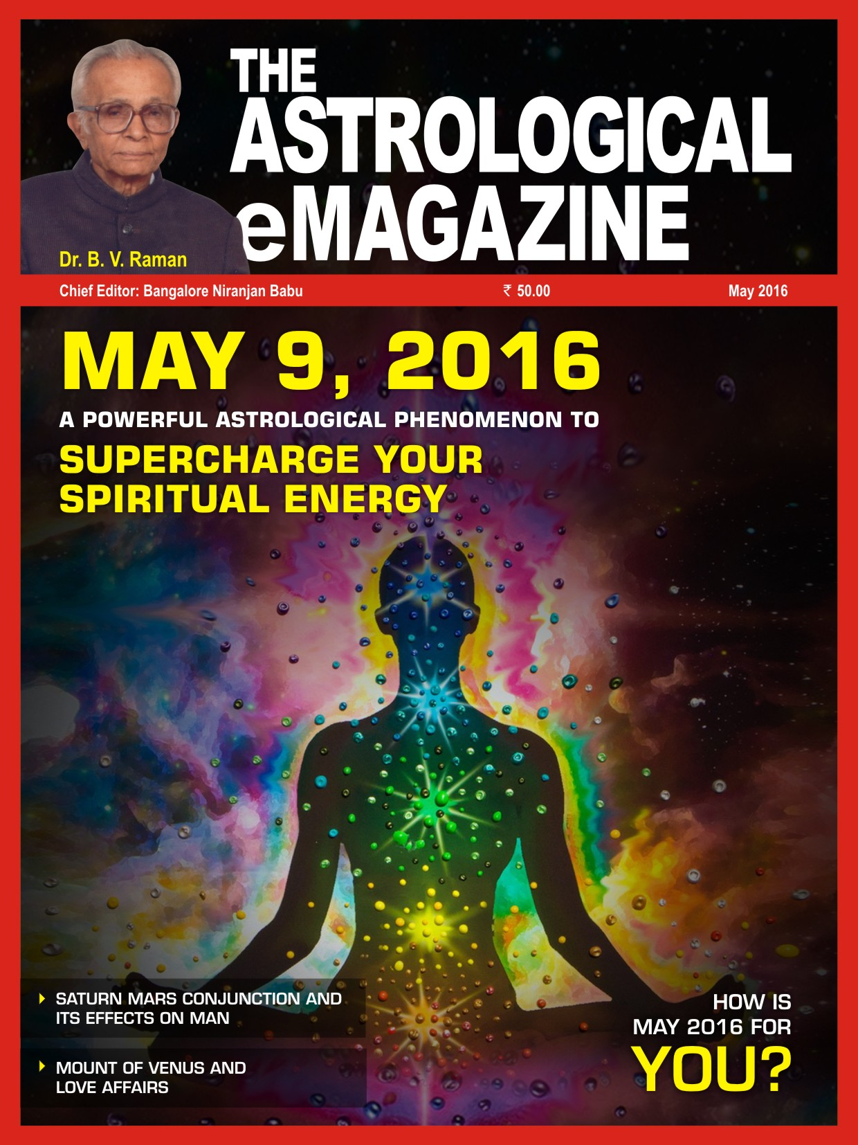 The Astrological eMagazine May 2016